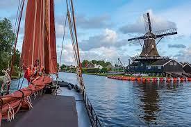 vakantie in Friesland